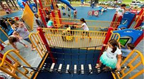 Inkluzívne detské ihrisko